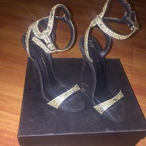 Giuseppe Heel Sandals